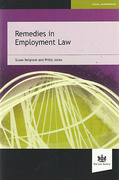Cover of Remedies in Employment Law
