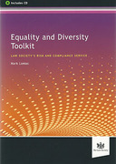 Cover of Equality and Diversity Toolkit