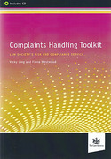 Cover of Complaints Handling Toolkit