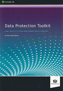 Cover of Data Protection Toolkit
