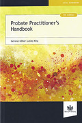 Cover of Probate Practitioner's Handbook