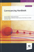 Cover of The Law Society's Conveyancing Handbook