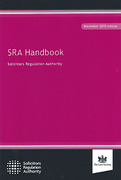 Cover of SRA Handbook: November 2015