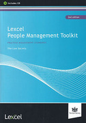 Cover of Lexcel People Management Toolkit