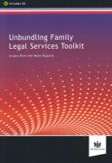 Cover of Unbundling Family Legal Services Toolkit