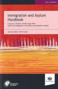 Cover of Immigration and Asylum Handbook: A Guide to Publicly Funded Legal Work under the Immigration and Asylum Accreditation Scheme