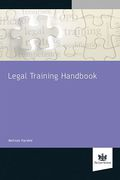 Cover of Legal Training Handbook