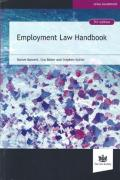 Cover of Employment Law Handbook