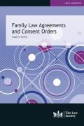 Cover of Family Law Agreements and Consent Orders