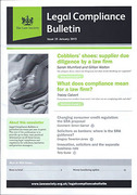 Cover of Legal Compliance Bulletin: Print Only