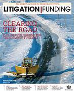 Cover of Litigation Funding: Subscription
