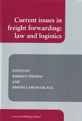 Maritime Logistics Book