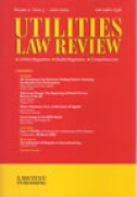 Cover of Utilities Law Review: Subscription