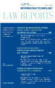Cover of Information Technology Law Reports