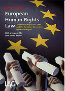 Cover of European Human Rights Law
