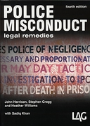Cover of Police Misconduct: Legal Remedies
