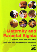 Cover of Maternity and Parental Rights: A Parent's Guide to Rights at Work