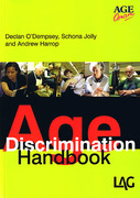 Cover of Age Discrimination Handbook