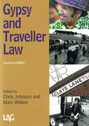 Cover of Gypsy and Traveller Law