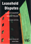 Cover of Leasehold Disputes: A Guide to Leasehold Valuation Tribunals