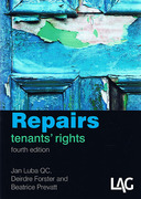 Cover of Repairs: Tenants' Rights