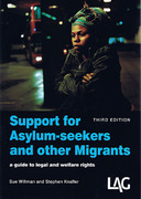 Cover of Support for Asylum Seekers and other Migrants: A Guide to Legal and Welfare Rights