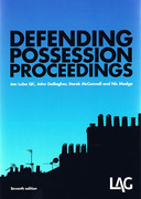 Cover of Defending Possession Proceedings