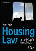 Cover of Housing Law: An Adviser's Handbook