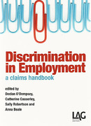Cover of Discrimination in Employment: A Claims Handbook