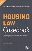 Cover of Housing Law Casebook