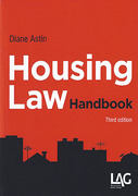 Cover of Housing Law Handbook