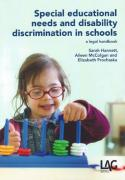 Cover of Special Educational Needs and Disability Discrimination in Schools: A Legal Handbook