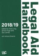 Cover of LAG: Legal Aid Handbook 2018/19