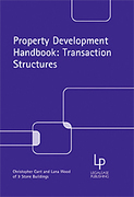 Cover of Property Development Handbook: Transaction Structures