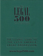 Cover of The Legal 500: Latin America 2013