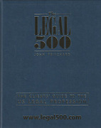 Cover of The Legal 500 United States 2014: The Client's Guide to the US Legal Profess