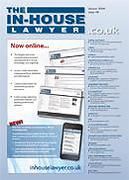 Cover of The In-House Lawyer