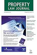Cover of Property Law Journal
