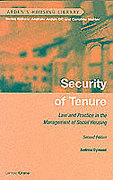 Cover of Security of Tenure