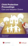 Cover of Child Protection Proceedings: Care and Adoption Orders