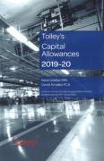 Cover of Tolley's Capital Allowances 2019-20