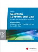 Cover of Australian Constitutional Law: Materials and Commentary