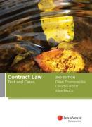 Cover of Contract Law: Texts and Cases
