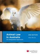 Cover of Animal Law in Australia: An Integrated Approach