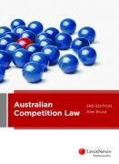 Cover of Australian Competition Law