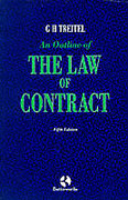 Cover of An Outline of the Law of Contract