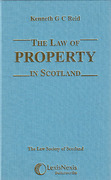 Cover of Law of Property in Scotland