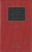 Cover of Law and Practice Relating to Charities