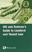 Cover of Hill and Redman's Guide to Landlord and Tenant Law