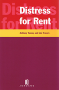 Cover of Distress for Rent: Law and Practice